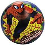 Unice-Balle Spiderman Ultimate, 23cm (Mondo 2503)