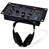 Kopfhörer DJ Sono + Mischpult Wax Kool Sound