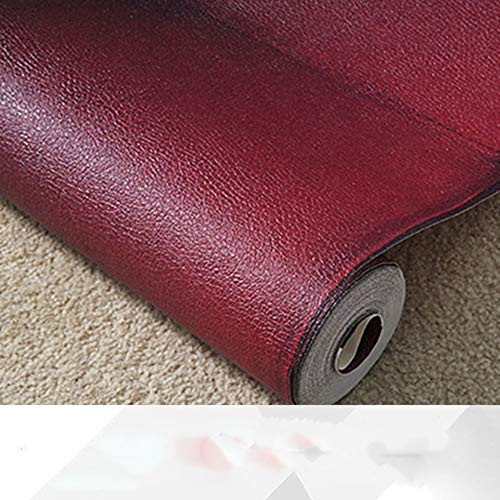 HQYXGS DREI-dimensionale Umweltschutz Tapeten, Wasserdicht kratzfestes Schlafzimmer Wohnzimmer tv Hintergrund Tapete - Rotwein 1000 x 394 x 53 cm (21 Zoll)
