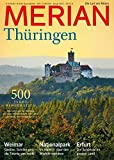 MERIAN Thüringen (MERIAN Hefte)