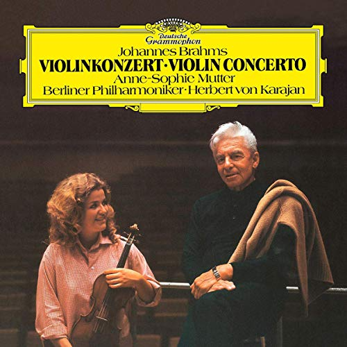 Johannes Brahms: Violinkonzert,Op.77 [Vinyl LP]