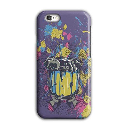 Hexe Pot Kunst Mode schaurig Schlagen iPhone 6 / 6S Hülle | (Hexe Kostüme Diamant)