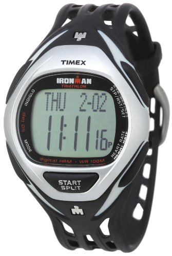 Timex Sport & Outdoor Herren-Armbanduhr Digital Quarz Kautschuk T5K568