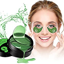 Eye pads, collagen eye mask, eye gel pads, eye patch with hyaluronic acid for fine lines, wrinkles, puffiness and dark circles.