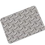 WANG-shunlida Time Tunnel Stempel Matte für Wasser absorbieren und Rutschfeste Küche Badezimmer Teppich Matte 390 G, 40 X 60 cm, 3D-Druckplatte