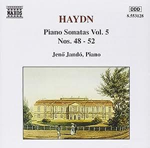 Klaviersonaten Vol. 5