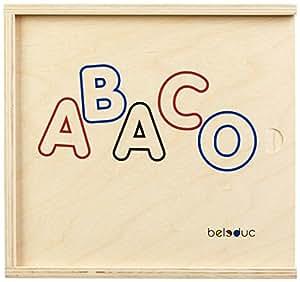 Beleduc - 23652 - Jeu De Société Éducatif - Abaco
