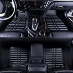 Oshotto 5-Dimension design Car Floor Mats fits the Nissan Terano perfectly with raised edge, keep the cars' original floor carpet clean. Rich Leatherette Finish which gives plush look to the car. Makes the Car interior more elegant and dust free. Cov...