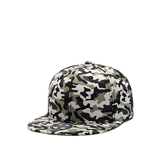 JEDAGX Neue Camouflage Hysteresen Casual Baseball Hood Hiphop Hut Junge Mode Einstellbare - Bboy-baseball-cap