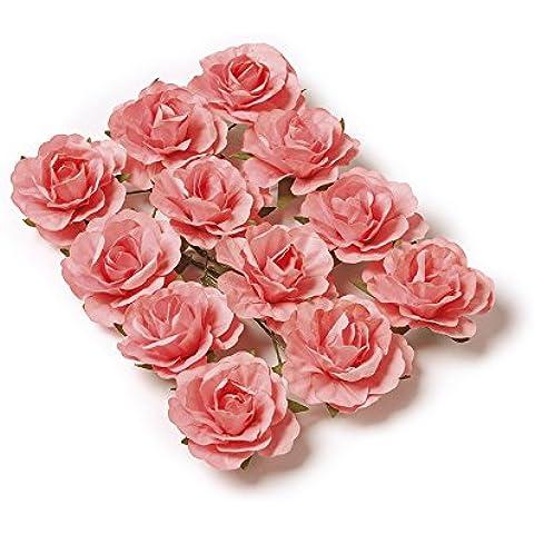 Rose 12, a incastro, colore: