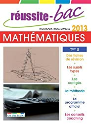 Réussite-Bac 2013 Maths Term S : oblig et spec