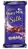#9: Cadbury Chocolate - Silk Bubbly, 50g Bar
