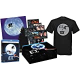 E.T. el extraterrestre (E.T.: The Extra-Terrestrial) (1982) - Pack Collector (Blu-Ray + Tshirt L + 8 Post cards + Poster) [Blu-ray] (European region B/2)
