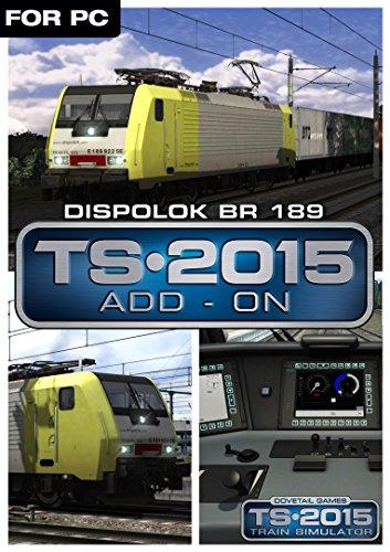 Train Simulator 2015 Dispolok BR 189