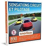 SMARTBOX - Coffret Cadeau - SENSATIONS CIRCUIT ET PILOTAGE - 545 Activités : Stages de Pilotage jusqu'à 3 Tours (Lamborghini, Ferrari, Porsche?)