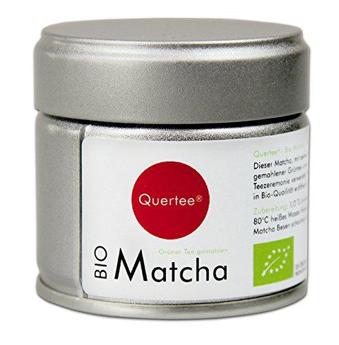 Japan Original Bio – Matcha Pulver Tee – 30 g Dose – Premiumqualität für den Trinkgenuß