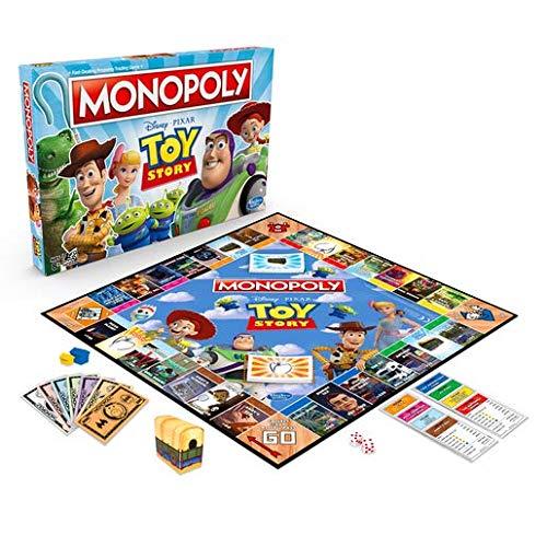 Disney E5065102 Monopoly-Toy Story