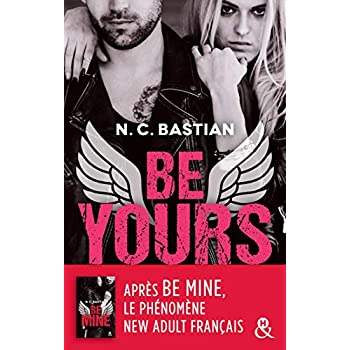 Be Yours: la suite de Be Mine, le phénomène New Adult français