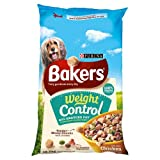 Bakers Complete Weight Control Dog Food, Chicken...