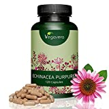 Extracto de Equinácea 6000 mg | LA DOSIS MÁS ALTA | 4% Polifenoles | Sin Aditivos | Resfriados +...