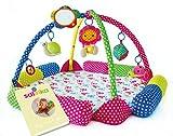 Salinka - Gimnasio de juegos con actividades para bebés - Alfombra de...