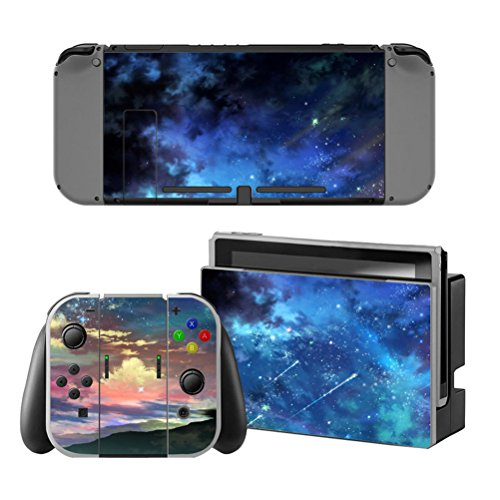 Zhhlaixing Skin Sticker Vinyl Decal Case para Nintend Switch Game Accessories ZY0024 51jIxyWkXnL