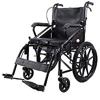 Wheelchair Elderly folding wheelchair Travel wheelchair Elderly hand push scooter