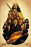 Star Wars Solo: A Story Millenium Falcon Montage (61cm x 91,5cm)