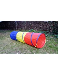 Philna12 Creative enfant enfants Pop Up Tunnel Discovery Tube Playtent Tente de jeu jouet