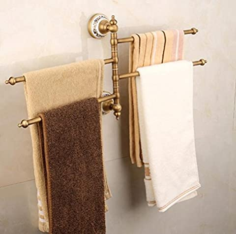 Accessoires de salle de bains,salle de bain salle de bains meubles anciens matériel européen poignée porte-serviettes fournitures quatre activités, la matière:le cuivre