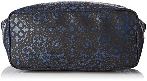 Christian Lacroix Picador 2, Cabas Bleu (Noir Bleu Fonce 7I02)