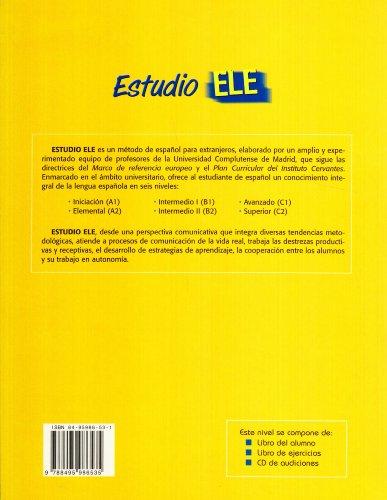 Estudio ELE - Libro del Alumno + CD
