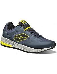 Lotto Zapatos de Cordones de Piel Para Hombre Varios Colores Multicolore 42 CziFSVyK