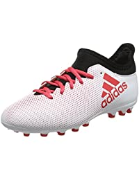 Adidas X 17.3 AG J Botas de fútbol, Unisex Niños