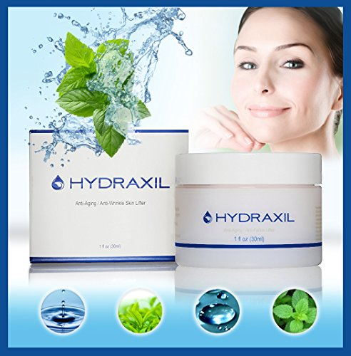 Hydraxil - Anti-Aging Gesichtspflege, gegen Augenfalten, Krähenfüße, Lachfalten, Linien und alle Alterserscheinungen der Haut. | Alterserscheinungen werden drastisch reduziert. |