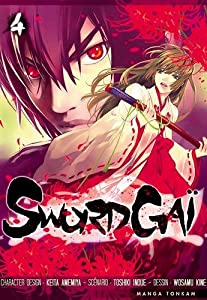Swordgaï Edition simple Tome 4