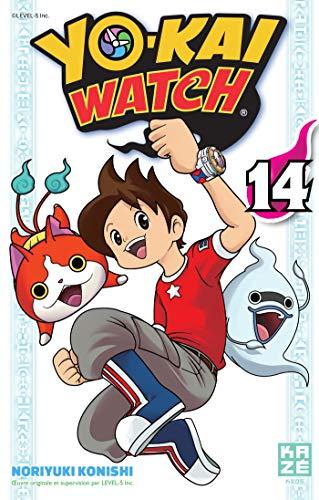 Yo-Kai Watch Edition simple Tome 14