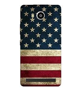 EPICCASE USA Mobile Back Case Cover For LENOVO A7700 (Designer Case)