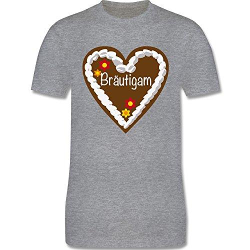 jga-junggesellenabschied-lebkuchenherz-brautigam-5xl-grau-meliert-l190-herren-premium-t-shirt