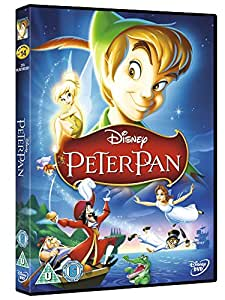 Peter Pan [DVD][1953]