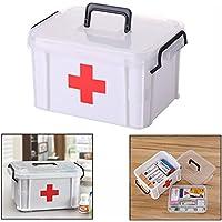 Itian Medizinische Erste Hilfe Kit, Tragbare Medizin-Box---S (Keine Medizin, nur ein Feld) preisvergleich bei billige-tabletten.eu