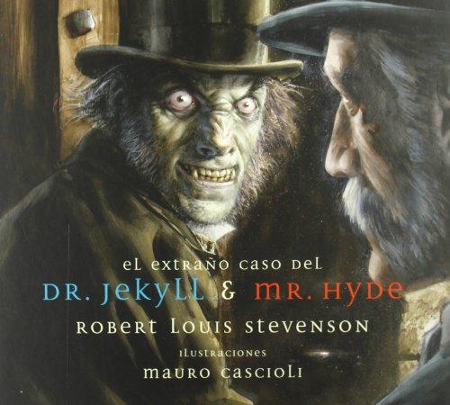 El extraño caso del Dr. Jekyll & Mr. Hyde (Coedición con Libros del Zorro Rojo) por Robert Louis Stevenson