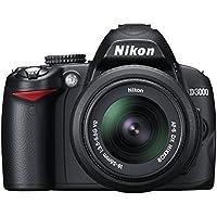 Nikon D3000 SLR-Digitalkamera (10 Megapixel) Gehäuse