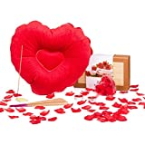 Spa Set Damen, Geschenk-Set, rotes Wellness-Set für Frauen, Geschenk für Hochzeit