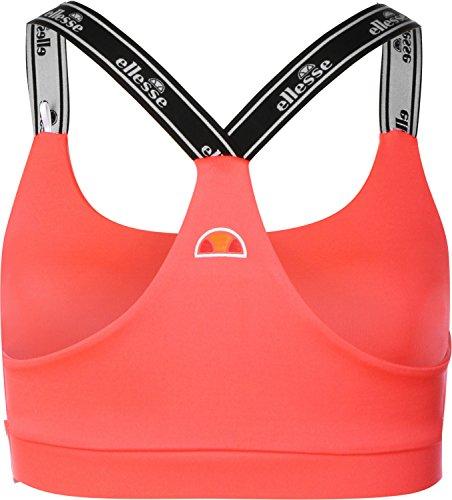 Ellesse Juno W soutien-gorge de sport rose néon
