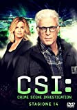 CSI - Crime Scene Investigation Stagione 14 [Import anglais]