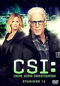 CSI - Crime Scene InvestigationStagione14 [Import anglais]