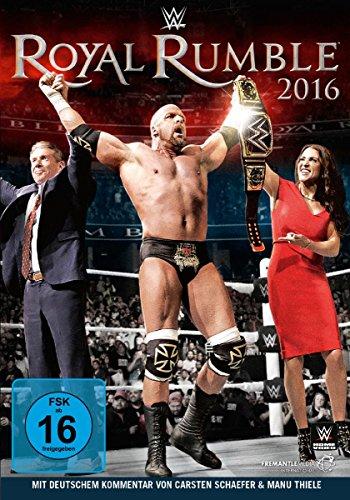 WWE - Royal Rumble 2016 (Wwe Royal Rumble Filme)