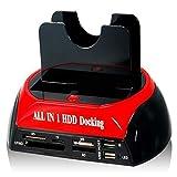 Best sconosciuti serrature - Docking Station 875J All-In-One dual SATA / IDE Review