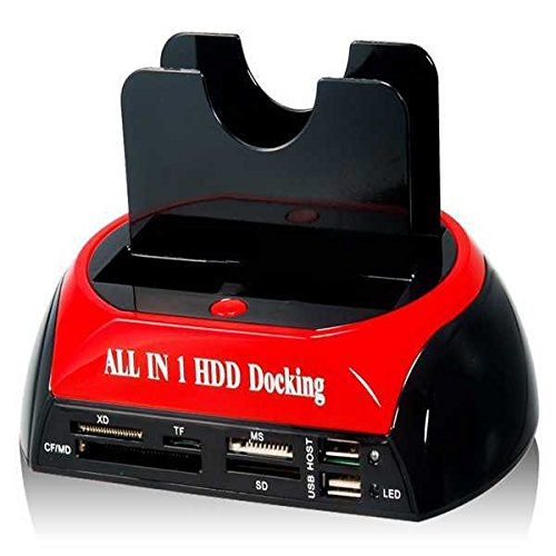 Docking Station 875J All-In-One dual SATA / IDE...